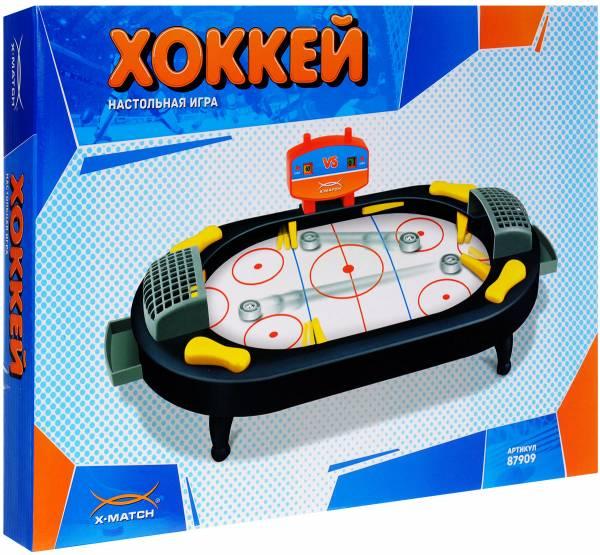 Настольная игра Хоккей X-Match