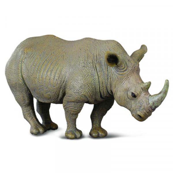 Фигурка Collecta Белый носорог, L  (13 см)