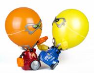 Боевые роботы Робокомбат Шарики (Красный,Синий)