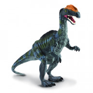 Фигурка Collecta Дилофозавр (синий),  L (12,9 см)