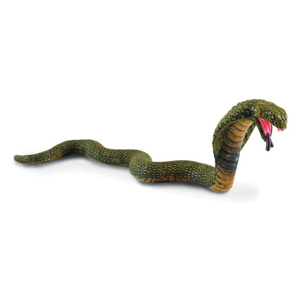 Фигурка Collecta Королевская кобра, (блистер),М