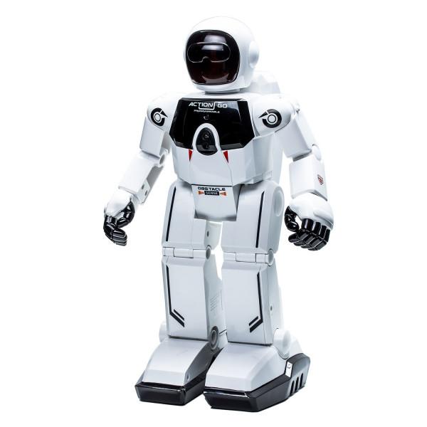 Робот Programme-a-bot (Прогрэм-э-бот) на ИК 36 команд