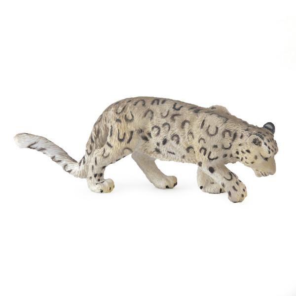 Фигурка Collecta Снежный леопард, XL
