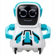 Робот Покибот белый с синим