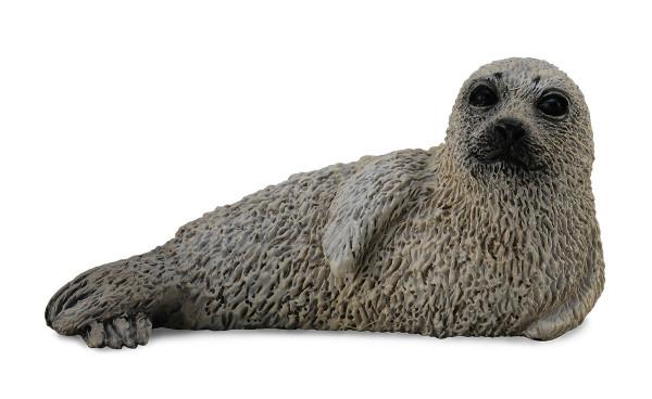Фигурка Collecta Детёныш пятнистого тюленя, S