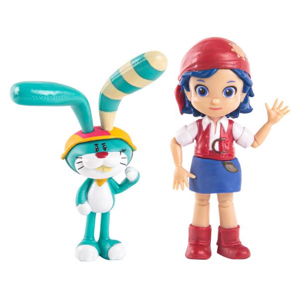 Две фигурки Rainbow RUBY Тандербэлл и Джина