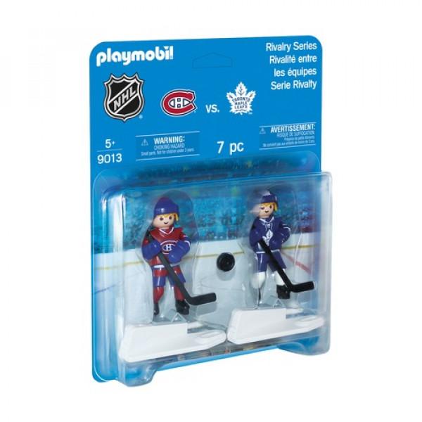 Playmobil НХЛ Матч МТЛ против ТОР