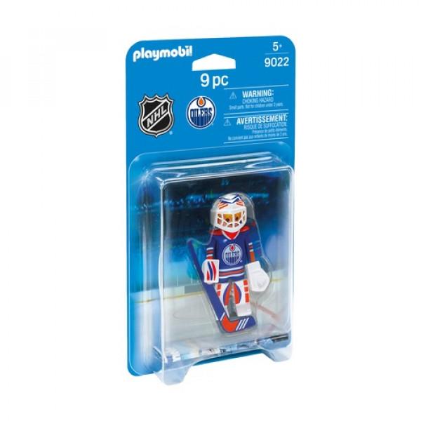 НХЛ Вратарь Эдмонтон Ойлерс