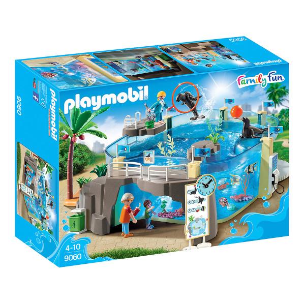 Конструктор Playmobil Аквариум: Аквариум