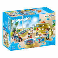Конструктор Playmobil Аквариум: Магазин аквариумов