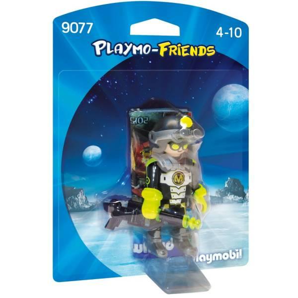 Конструктор Playmobil Мега главный шпион