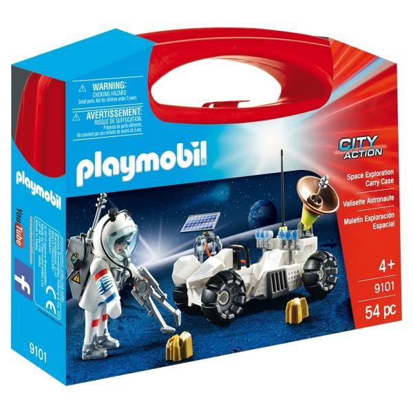 Конструктор Playmobil Возьми с собой: Исследователи космоса