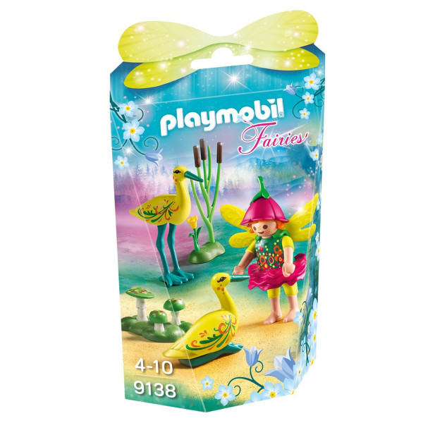 Конструктор Playmobil Феи:Девочка-фея с аистами