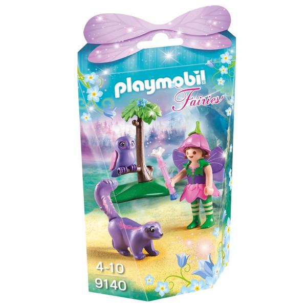 Конструктор Playmobil Девочка-фея с животными друзьями