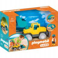 Конструктор Playmobil Промо набор: Экскаватор