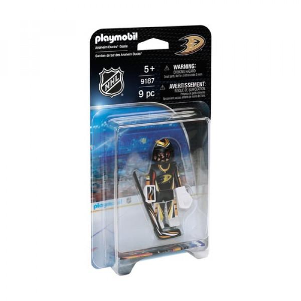 Playmobil НХЛ Вратарь Анахайм Дакс