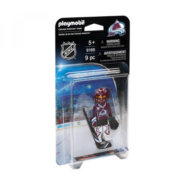 НХЛ Вратарь Колорадо Аваланч
