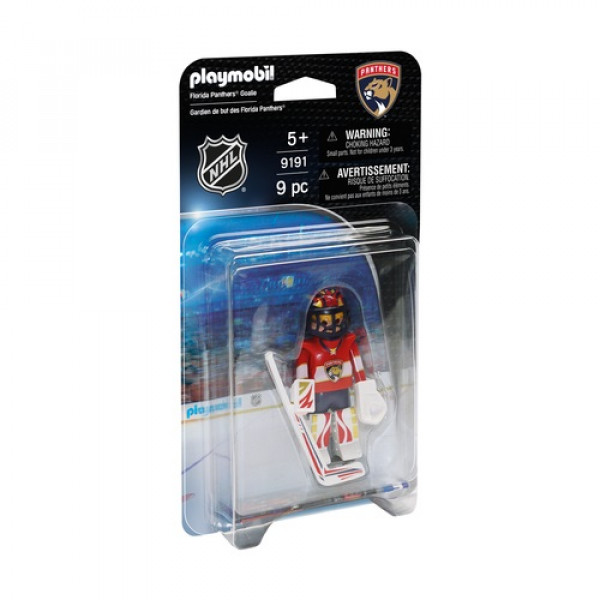 Playmobil НХЛ Вратарь Флорида Пантерс