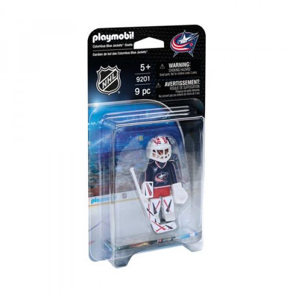НХЛ Вратарь Коламбус Блю Джекетс