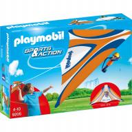 Конструктор Playmobil Оранжевый дельтаплан