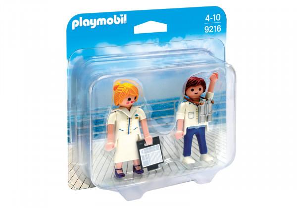 Конструктор Playmobil Капитан круизного корабля
