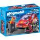 Конструктор Playmobil Промо набор: Пожарник с машиной