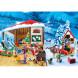 Конструктор Playmobil Адвент-календарь - Мастерская Санта-Клауса
