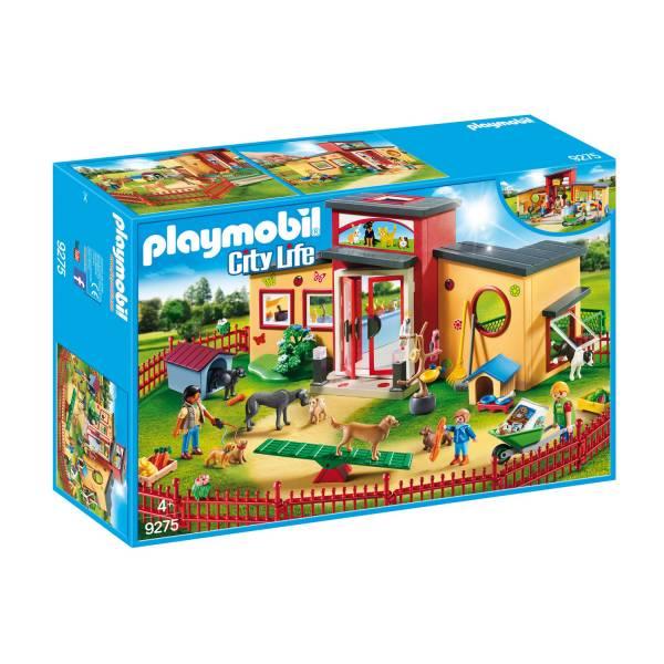 """Конструктор Playmobil Отель для животных: Отель """"Крошечные Лапки """""""