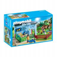 Конструктор Playmobil Отель для животных: Пансион для маленьких животных