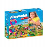 Конструктор Playmobil Игровая карта: Прогулки пони