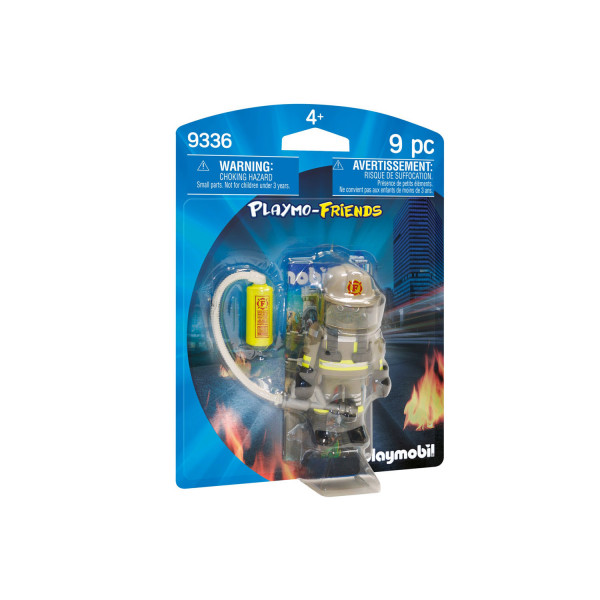 Конструктор Playmobil Друзья: Пожарный