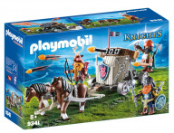 Конструктор Playmobil Гномы: Конная баллиста