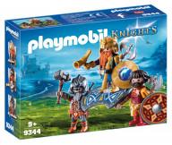Конструктор Playmobil Гномы: Король гномов с охраной