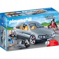 Конструктор Playmobil Полиция: Тактическое подразделение: машина под прикрытием