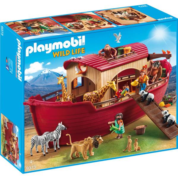 Конструктор Playmobil Промо: Ноев ковчег