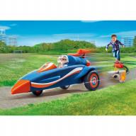 Конструктор Playmobil Активный отдых: Гонщик