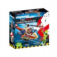 Конструктор Playmobil Охотники за привидениями: Вэнкман с вертолетом