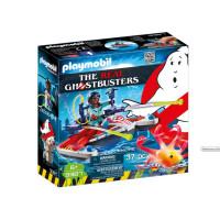 Конструктор Playmobil Охотники за привидениями: Зеддемор с гидроциклом