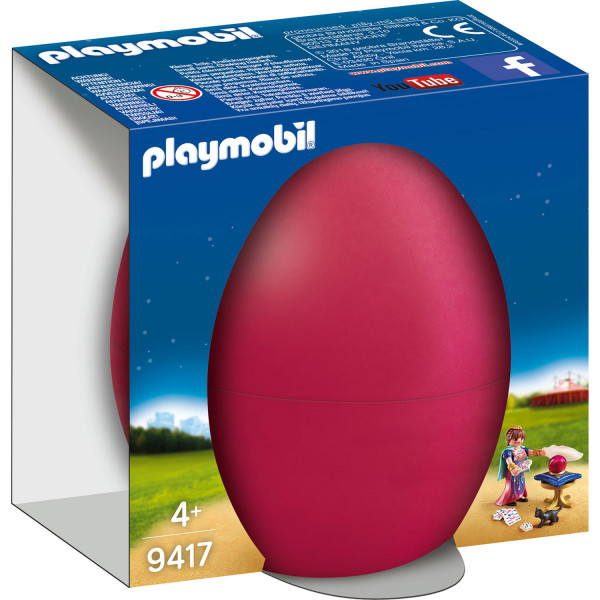Конструктор Playmobil Пасхальное яйцо: Гадалка