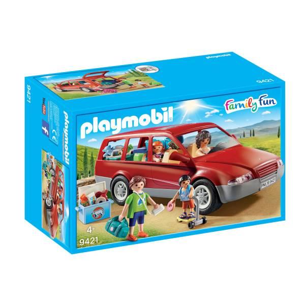 Конструктор Playmobil Загородный дом: Семейный автомобиль