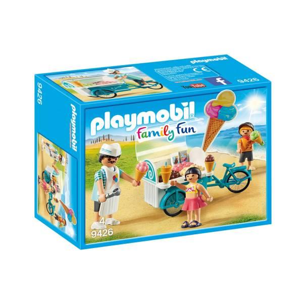 Конструктор Playmobil Загородный дом: Корзина Мороженого