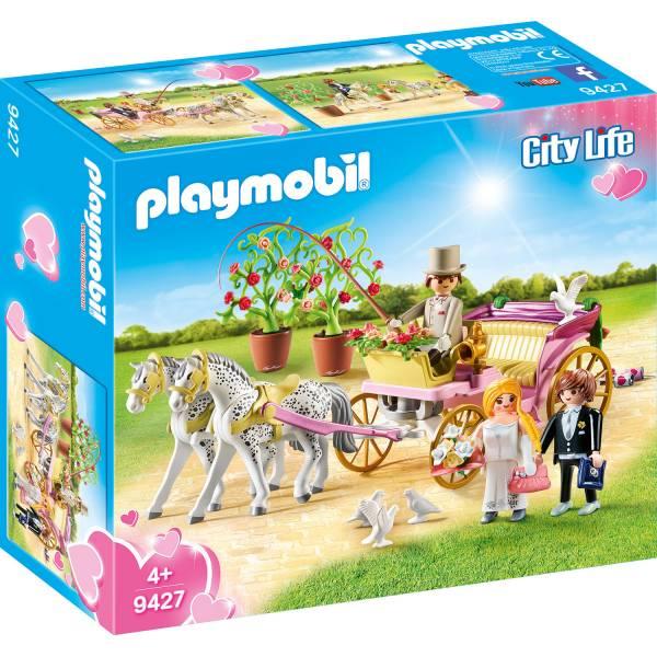 Конструктор Playmobil Промо: Свадебная карета