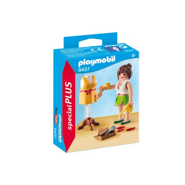 Конструктор Playmobil Экстра-набор: Модельер