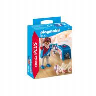 Конструктор Playmobil Экстра-набор: Игрок