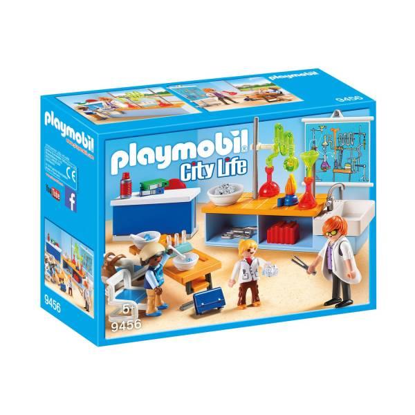 Конструктор Playmobil Школа: Класс Химии