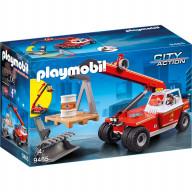 Конструктор Playmobil Пожарная служба: Пожарный Кран