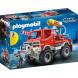 Конструктор Playmobil Пожарная служба: пожарная машина