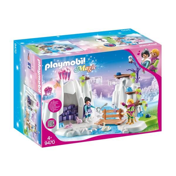 Конструктор Playmobil Хрустальный дворец: Убежище кристального алмаза