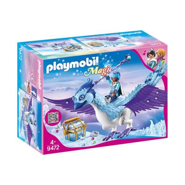 Конструктор Playmobil Хрустальный дворец: Зимний Феникс