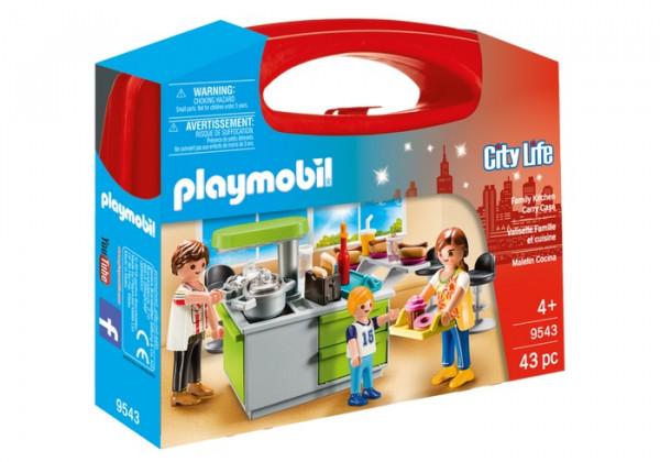 Конструктор Playmobil Возьми с собой:  Кухня